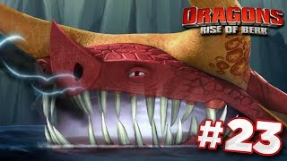 THE LEGENDARY SHELLFIRE UNLOCKED! | DRAGONS : Rise Of Berk - Ep23 HD