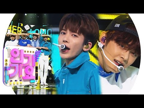 TXT(투모로우바이투게더) - CROWN(어느날 머리에서 뿔이 자랐다) @인기가요 Inkigayo 20190310