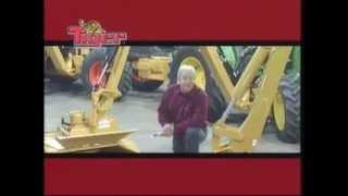 Tiger Boom Mower - Safety - Operation - Maintenance