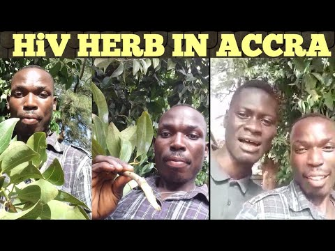 HiV/AiDS HERB FINALLY FOUND  in ACCRA....GHANA