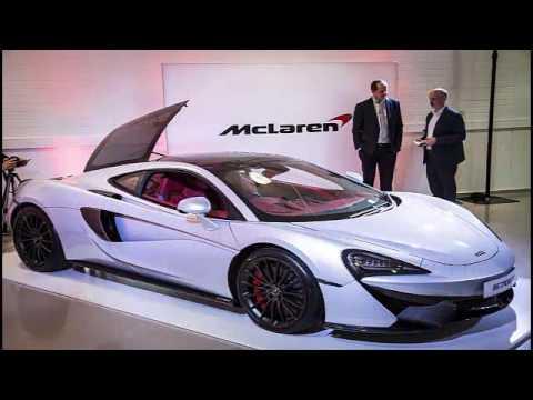 McLaren's Frank Stephenson on nature-inspired design and shape-shifting body panels