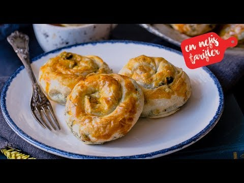 El Açması Oklava Kullanmadan Pratik Ispanaklı Börek Nasıl Yapılır? Kolay Ispanaklı Börek Tarifi