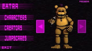 - FNAF Reopening EXTRAS