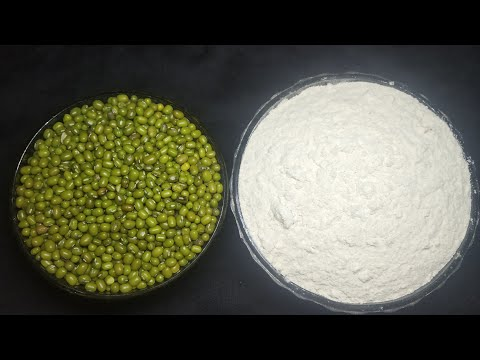 3-minutes-easy-and-tasty-evening-snack-recipe-with-green-gram-&-wheat-flour-|-simple-quick-breakfast