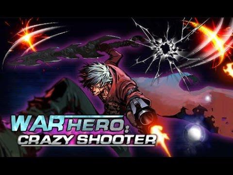 War Hero: Crazy Shooter (iOS, Android) Gameplay #1