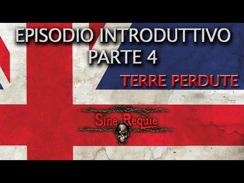 """Sine Requie Roll20 - Terre Perdute parte #04  - """"La dea bendata ci vede troppo bene"""""""