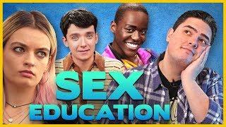 SEX EDUCATION (Série Netflix) DESCONSTRUINDO CLICHÊS TEENS! ❤🔥 | SM Play #130