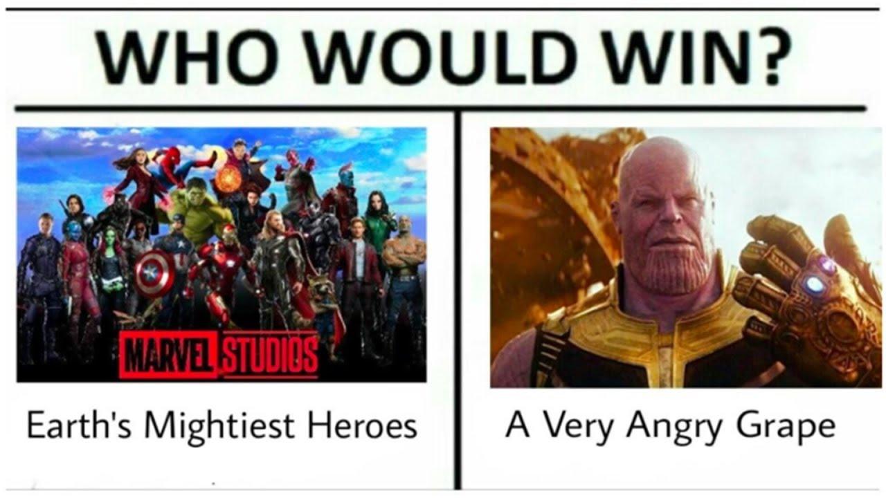 Thanos Memes Youtube