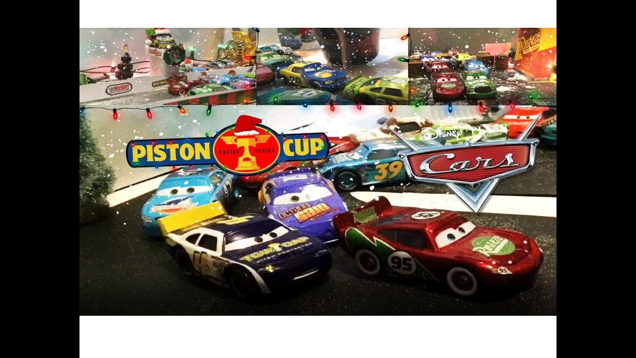Cars - Piston Cup Christmas Competition (Christmas Special ...