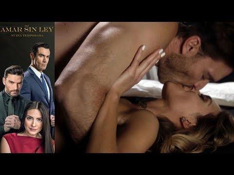 Por Amar Sin Ley 2 - Capítulo 78: Carlos Y Michelle Hacen El Amor - Televisa