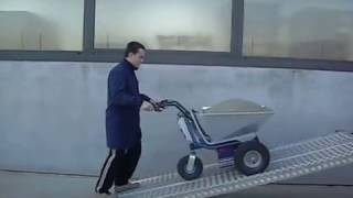 Zallys Brio Brouette électrique