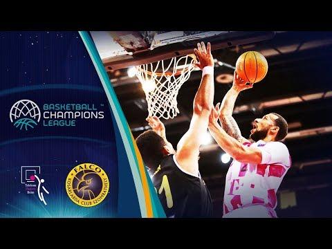 Telekom Baskets Bonn V Falco Szombathely – Highlights – Basketball Champions League 2019-20