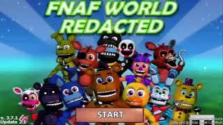 FNaF World REDACTED (Fan Game) - Purplegeit's Revenge