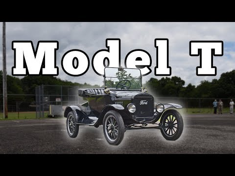 1925 Ford Model T Roadster: Regular Car Reviews