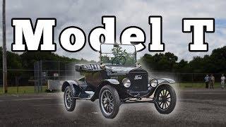 1925 Ford Model T Roadster: Regular Car Reviews