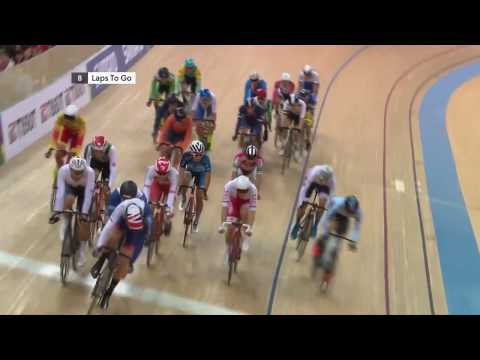 2017 UCI Track Cycling World Championships - Men's Scratch Race