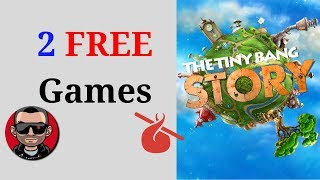❌ (ENDED) 2 More FREE Games from Humble