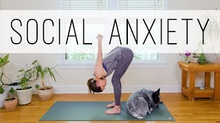 Yoga For Social Anxiety  |  Yoga With Adriene