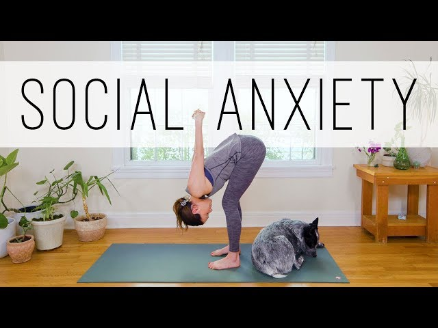 Yoga For Social Anxiety  |  Yoga With Adriene