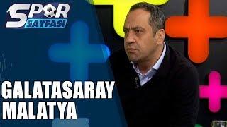 Spor Sayfası  Galatasaray'da Kupada Yeni Malatyaspor İle 0-0 Berabere Kaldı!