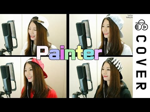 【1人】Paintër Painter, 페인터┃Raon Lee