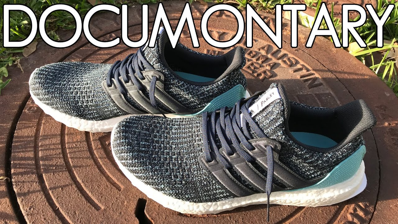803ca6d4e5e4 adidas Ultra BOOST 4.0 Parley Carbon • Review   On-Feet + Sneakerboard