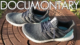 surco Gran universo clase  adidas Ultra BOOST 4.0 Parley Carbon • Review & On-Feet + Sneakerboard |  DOCUMONTARY - YouTube