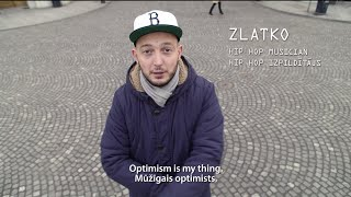 #mindpower - meet hip hop musician Zlatko in Slovenia