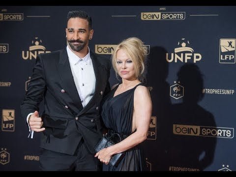 Pamela Anderson Claims Boyfriend Adil Rami Cheated on Her, Calls Him a Lying 'Monster'