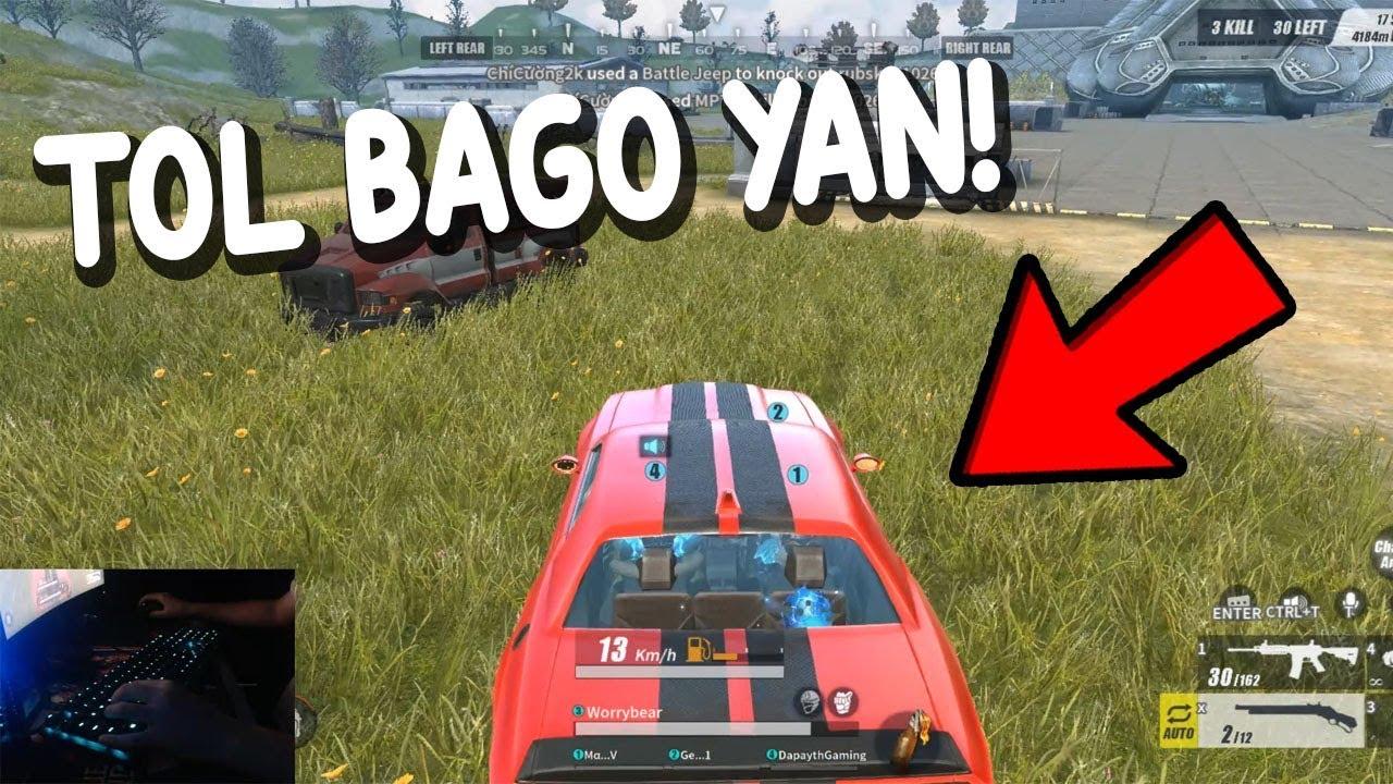 BAGO DAW! WAG DAW IBUNGGO!  [TAGALOG] (Rules of Survival: Battle Royale)