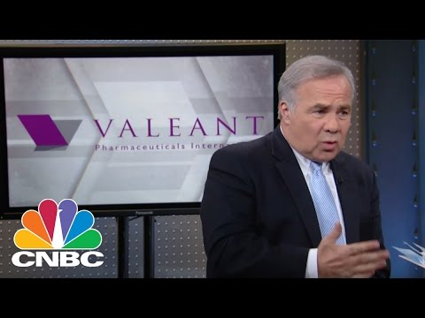 Valeant CEO Joseph Papa: Turning Things Around | Mad Money | CNBC