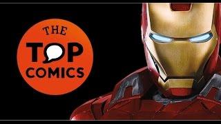 14 cosas que no sabias de Iron Man