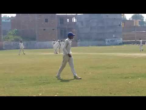 Vinay singh cricket match