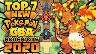 Top 7 New Pokemon GBA ROM Hacks 2020 With Mega Evolution, Gen 8, New Region, New Story & More!