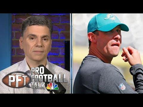 PFT Overtime: Does Johnson understand GM-Coach dynamic?   Pro Football Talk   NBC Sports