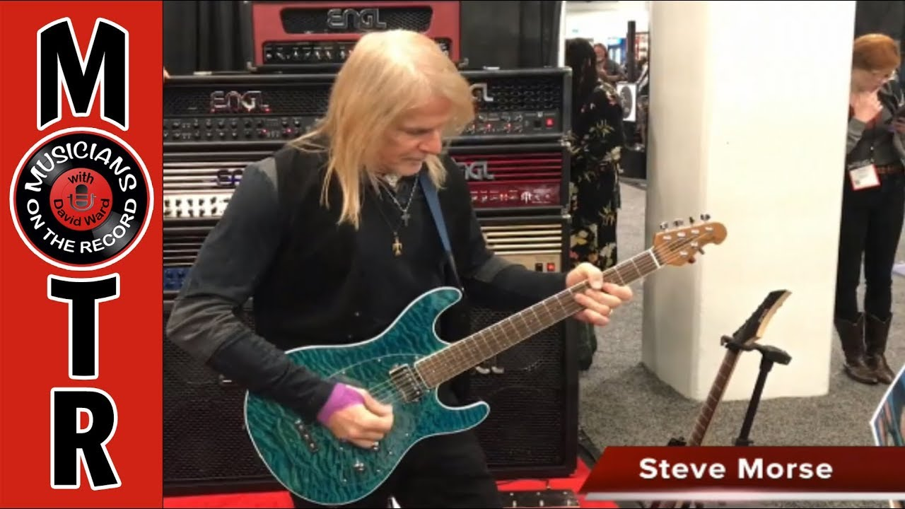 steve morse talks about the dixie dregs reunion and deep purple at the 2018 namm show youtube. Black Bedroom Furniture Sets. Home Design Ideas