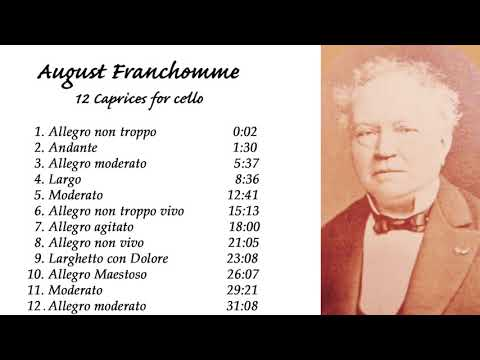 Franchomme Caprices
