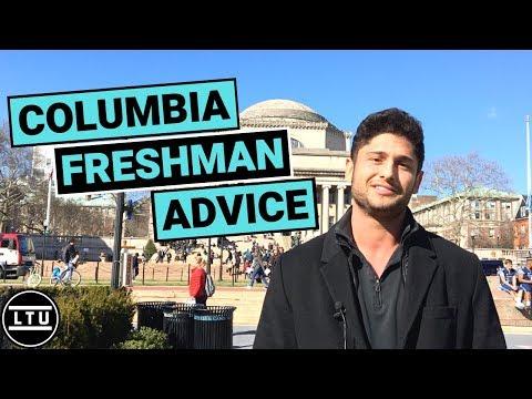 Columbia University Freshman Tips - Campus Interviews (2019) LTU