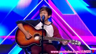 Jai Waetford - The X Factor Australia 2013 - Audition [FULL]