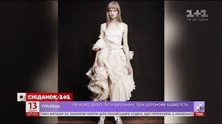 Своєю роботою підкорила VOGUE - історія дизайнерки Єлизавети Волосовської