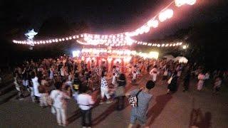 名古屋城宵まつり2016(名古屋城大盆踊り夏祭り ガッツ!! TUBASA...