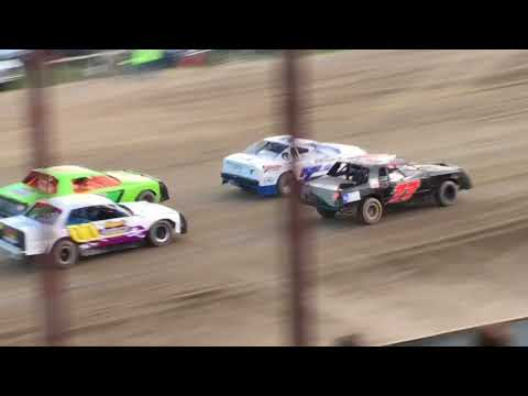 7W Racing Purestock Feature 5-12-18 Viking Speedway