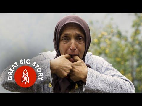 This Turkish Language Isn't Spoken, It's Whistled