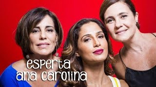 Ana Carolina Esperta  - TRILHA SONORA DE BABILÔNIA (Lyrics Video) HD ..
