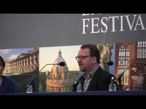Oxford 2009: Orwell vs Dickens Part 1 - Francine Stock and Philip Hensher
