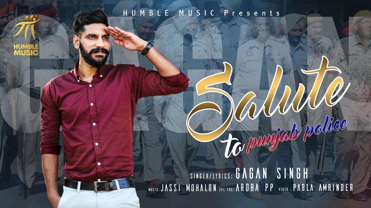 Salute To Punjab Police | Gagan Singh | Arora PP | Humble Music |