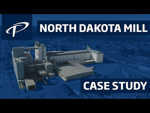 Flour Packing Line - North Dakota Mill: Case Study (2018)