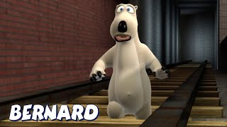 Download Bernard Bear | The Underground AND MORE | Cartoons for Children | Full Episodes