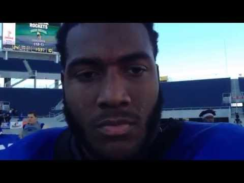 Byron Cowart after state title game