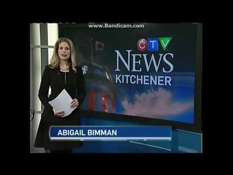 CKCO: CTV News Kitchener At 11:30pm Open--2016 - YouTube